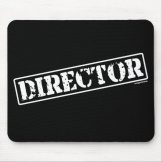 Director Stamp Mouse Pads
