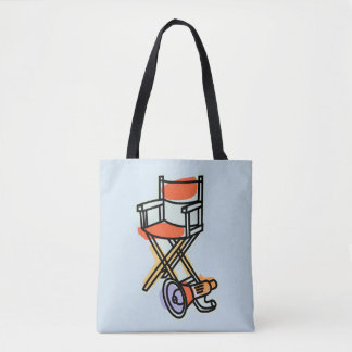 Director's Chair Tote Bag
