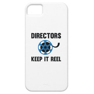 Directors Keep It Reel Barely There iPhone 5 Case