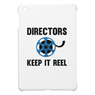 Directors Keep It Reel iPad Mini Cover