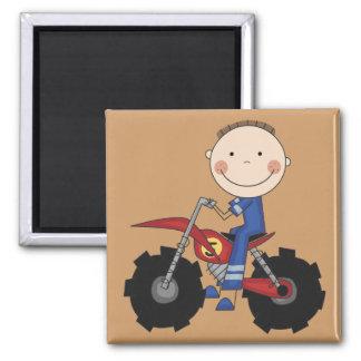 Dirt Bike - Boy Tshirts and Gifts Magnet