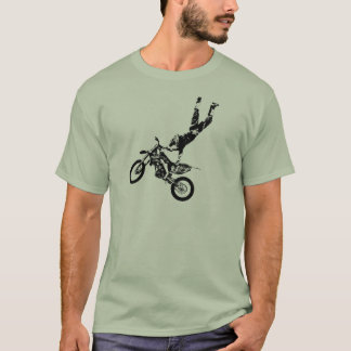 Dirt Bike Superman T-Shirt