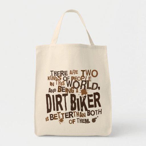 Dirt Biker Gift Bag