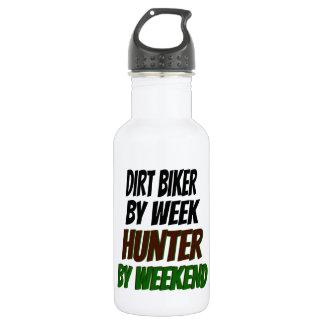 Dirt Biker Hunter 532 Ml Water Bottle
