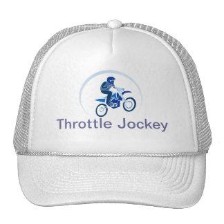 Dirt Biker Vector Biking Trucker Hats