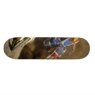 dirt-bikes-432 20 cm skateboard deck