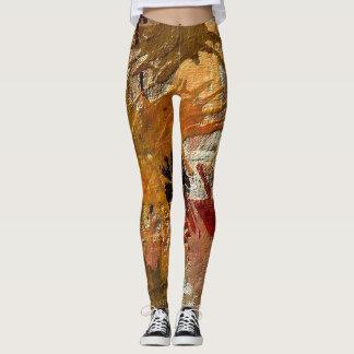 Dirt by rafi talby leggings