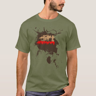 Dirt Demon Off-Road Four Wheelers Mud Lovers Gift T-Shirt