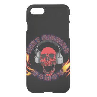 Dirt Digging Demon iPhone 5/6/6s Cover