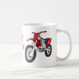Dirt Motorbike Coffee Mug