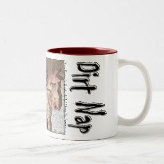 DIRT NAP the mug