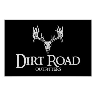 Dirt Rd Outfitters Poster
