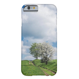 Dirt Road and Apple Trees Barely There iPhone 6 Case