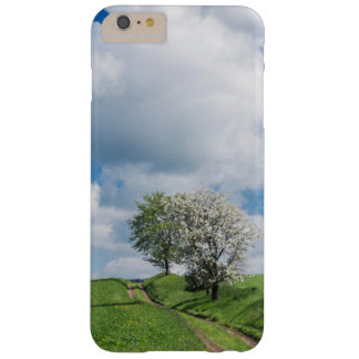 Dirt Road and Apple Trees Barely There iPhone 6 Plus Case