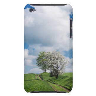 Dirt Road and Apple Trees Barely There iPod Cases