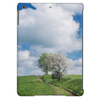 Dirt Road and Apple Trees Cover For iPad Air