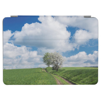Dirt Road and Apple Trees iPad Air Cover