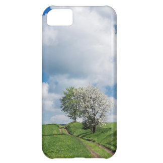 Dirt Road and Apple Trees iPhone 5C Case