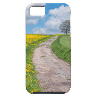 Dirt Road and Tree iPhone 5 Cover