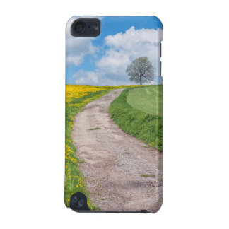 Dirt Road and Tree iPod Touch 5G Covers
