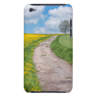 Dirt Road and Tree iPod Touch Cover