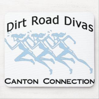 Dirt Road Divas MousePad