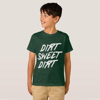 Dirt Sweet Dirt camping shirt