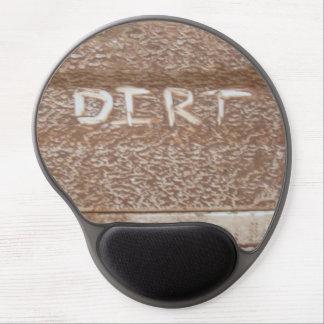 Dirt 'Tailgate Talk' Gel Mouse Pad