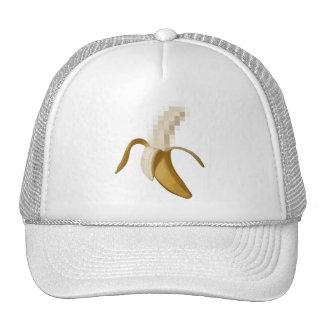 Dirty Censored Peeled Banana Cap