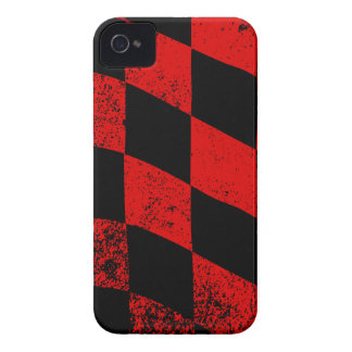 Dirty Chequered Flag Case-Mate iPhone 4 Case