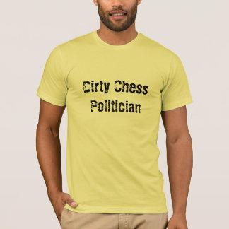 Dirty Chess Politician T-Shirt