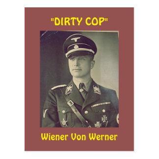 Dirty Cop: Postcard