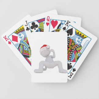 Dirty dance bicycle playing cards