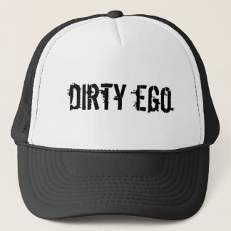 Dirty Ego Bachelor Party Trucker Hat