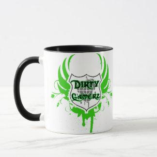 Dirty Gamerz Black 11oz Mug