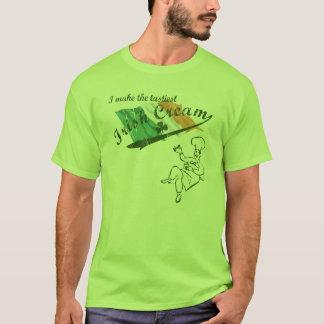 Dirty Irish Cream Joke Mens T-Shirt