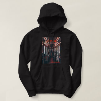 Dirty lie/album cover hoodie