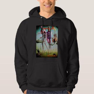 Dirty lie/dystopia hoodie