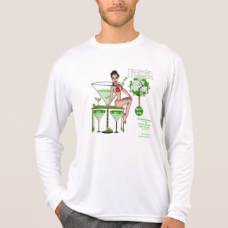 Dirty Martini -  Performance Micro-Fiber Long Tshirts