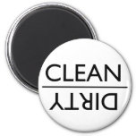 Dirty or Clean Dishwasher Magnet (new)
