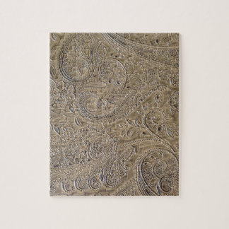 Dirty Paisley Jigsaw Puzzle