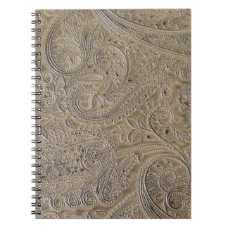 Dirty Paisley Notebook