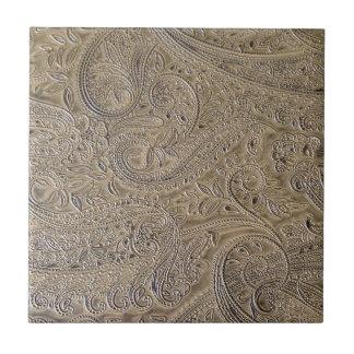 Dirty Paisley Tile