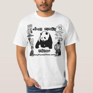 Dirty Panda Animation T-Shirt (White)
