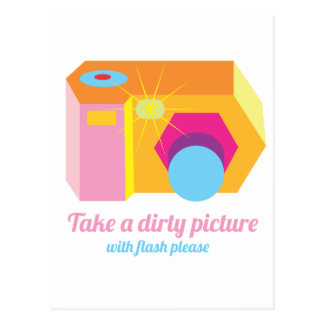 Dirty Picture Post Cards
