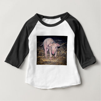 Dirty piglet baby T-Shirt