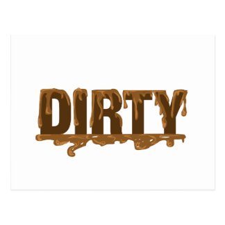 Dirty Postcard