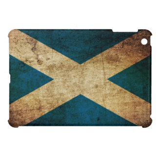Dirty Scottish Flag iPad Mini Cover