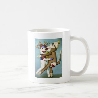 Dirty Socks Dancing The Tango Coffee Mug