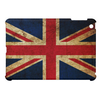 Dirty UK Flag iPad Mini Covers